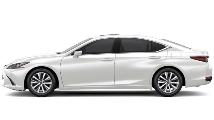 2021 Lexus ES 250 Limited Edition Exterior 008