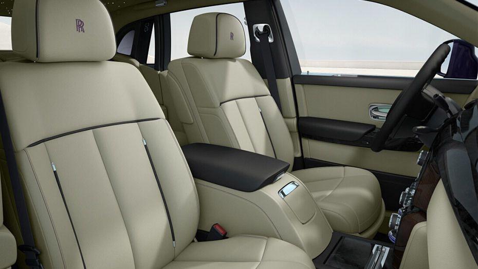2017 Rolls-Royce Phantom Phantom Interior 009
