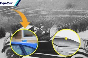 Evolusi antena kereta – dari tiang tinggi ke tiang ghaib