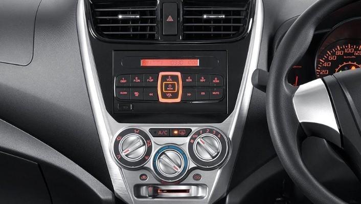 Perodua Axia (2018) Interior 004