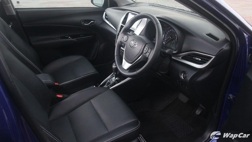 2019 Toyota Vios 1.5G Interior 036
