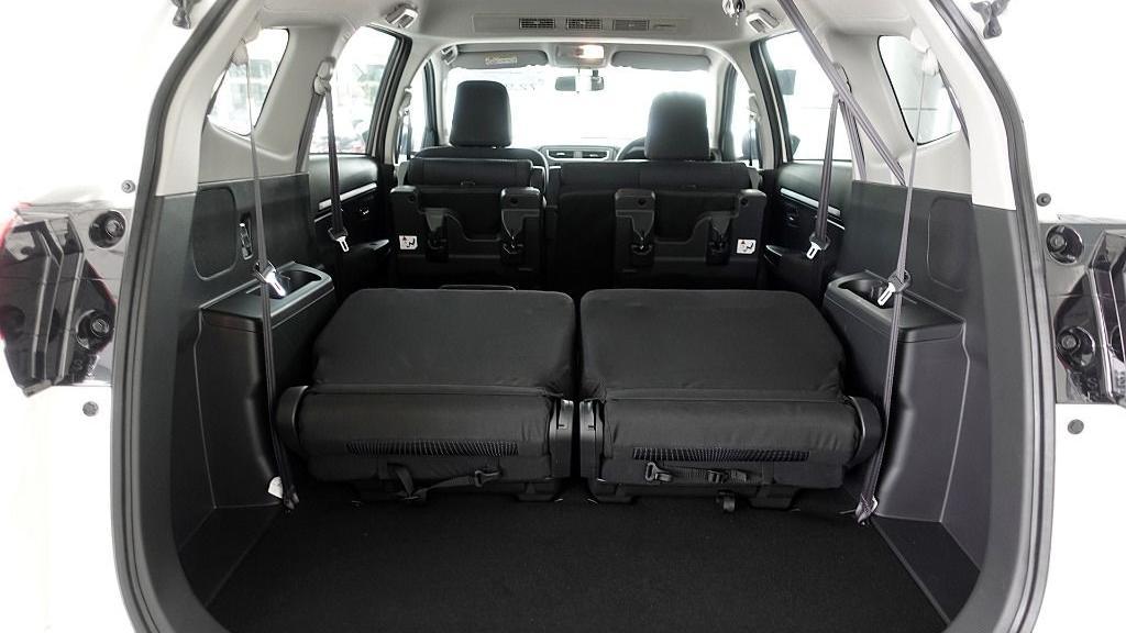 2019 Perodua Aruz 1.5 X Interior 075