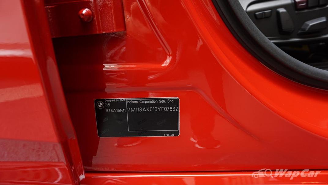 2020 BMW 2 Series 218i Gran Coupe Interior 117