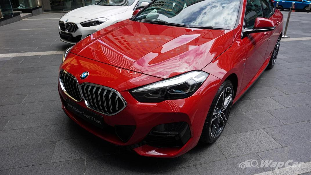 2020 BMW 2 Series 218i Gran Coupe Exterior 037
