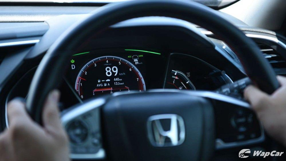 2020 Honda Civic Interior 025