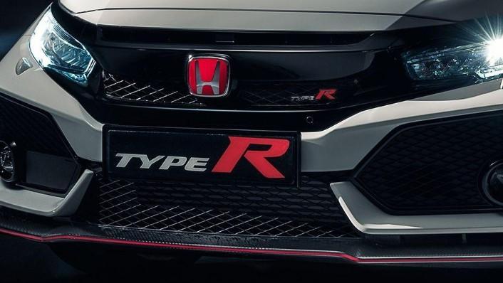 Honda Civic Type R (2018) Exterior 008