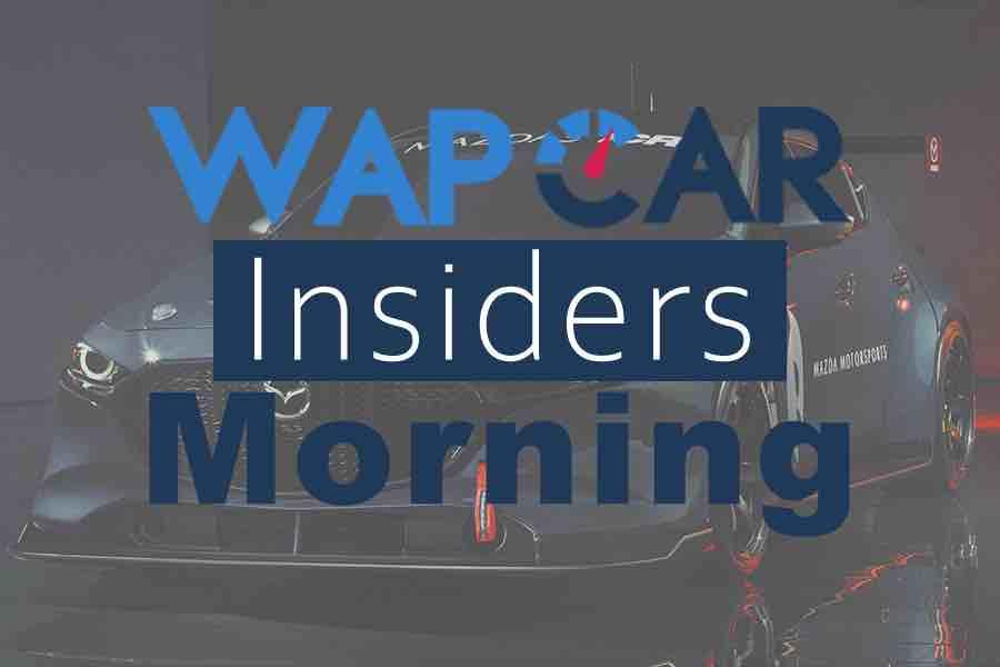 Wapcar Morning Insiders (Oct. 3, 2019)