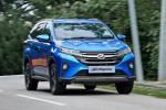 Ratings: 2019 Perodua Aruz 1.5 AV - High score in practicality, 160.5 pts overall