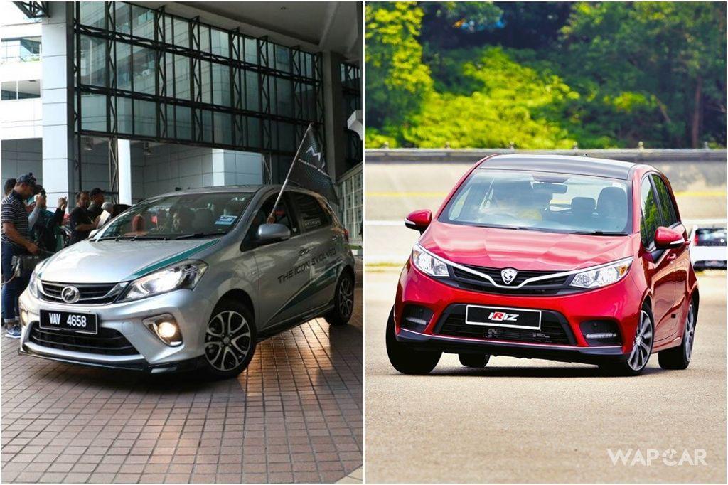 Perodua Myvi Vs Proton Iriz – Cost Of Maintenance Compared 01