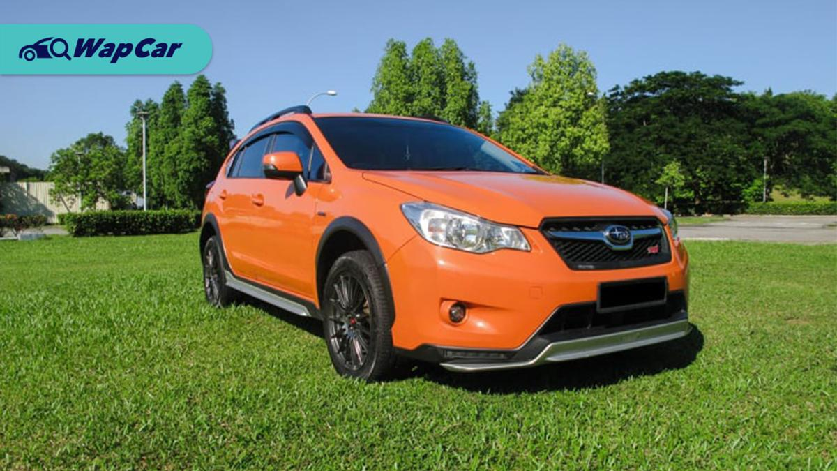 Owner Review: The Subaru XV STI - Love at first sight? 01