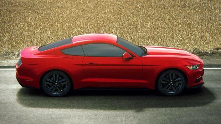 Ford Mustang (2018) Exterior 005