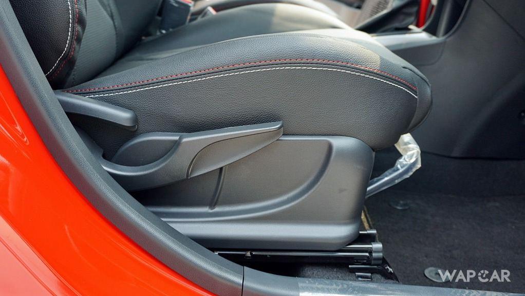 Perodua Myvi (2018) Interior 028