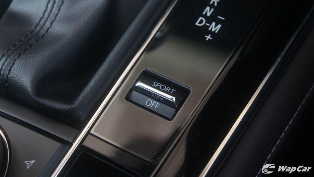 2020 Mazda CX-30 SKYACTIV-G 2.0 Interior 020