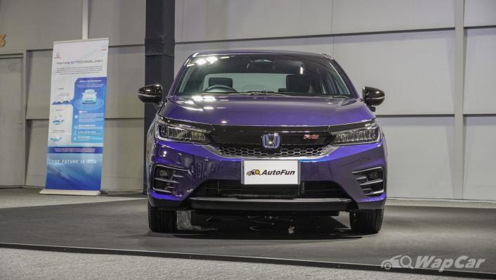2021 Honda City International Version Exterior 001