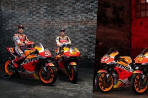 Repsol Honda tayang jentera baharu, Marc Marquez terlepas ujian MotoGP Qatar