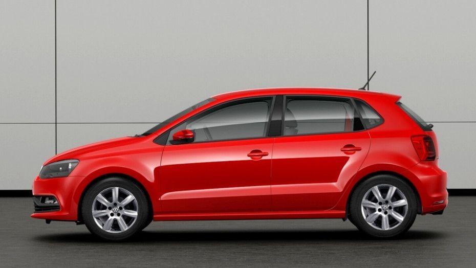 Volkswagen Polo (2018) Exterior 005