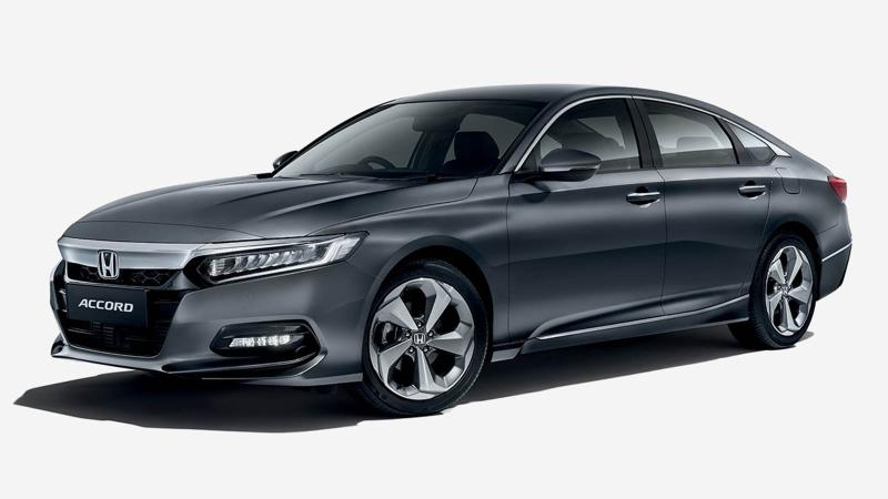 2020 Toyota Camry leads Thailand's D-segment, Honda Accord trails closely 02