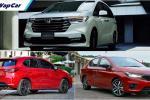 Pelancaran 2021 dari Honda Malaysia: City Hatchback, Odyssey facelift, dan banyak lagi