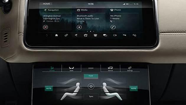 Land Rover Range Rover Velar (2018) Interior 007