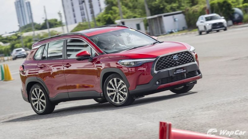Review: 2020 Toyota Corolla Cross - What the Thai media says 02