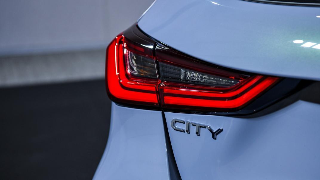 2021 Honda City Hatchback International Version Exterior 012