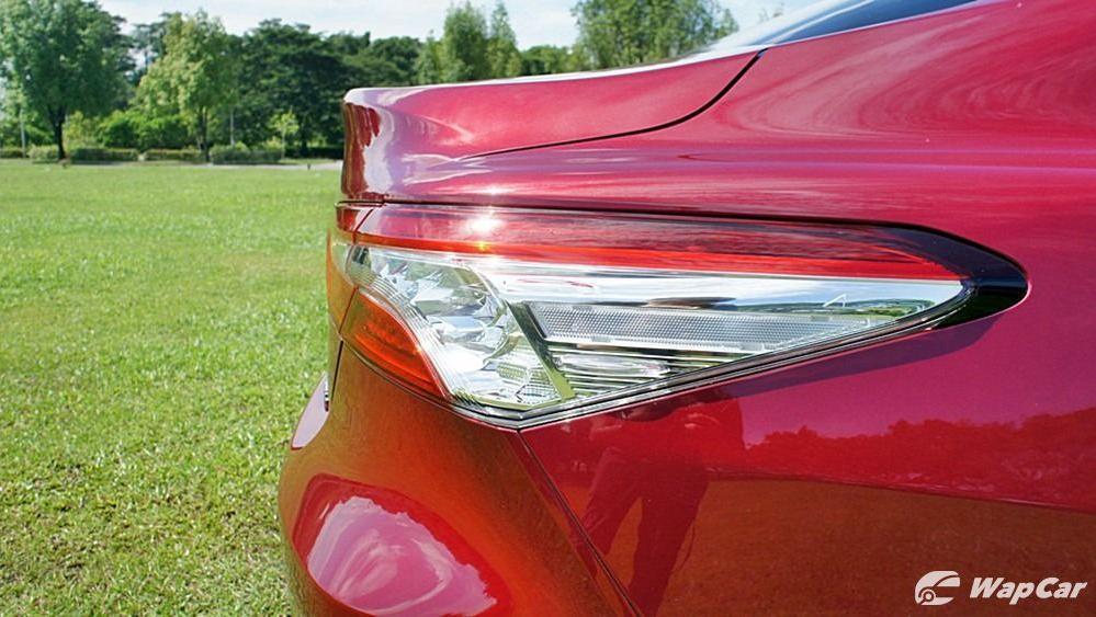 2019 Toyota Camry 2.5V Exterior 073