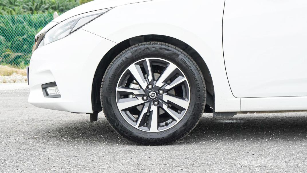 2020 Nissan Almera 1.0L VLT Exterior 038