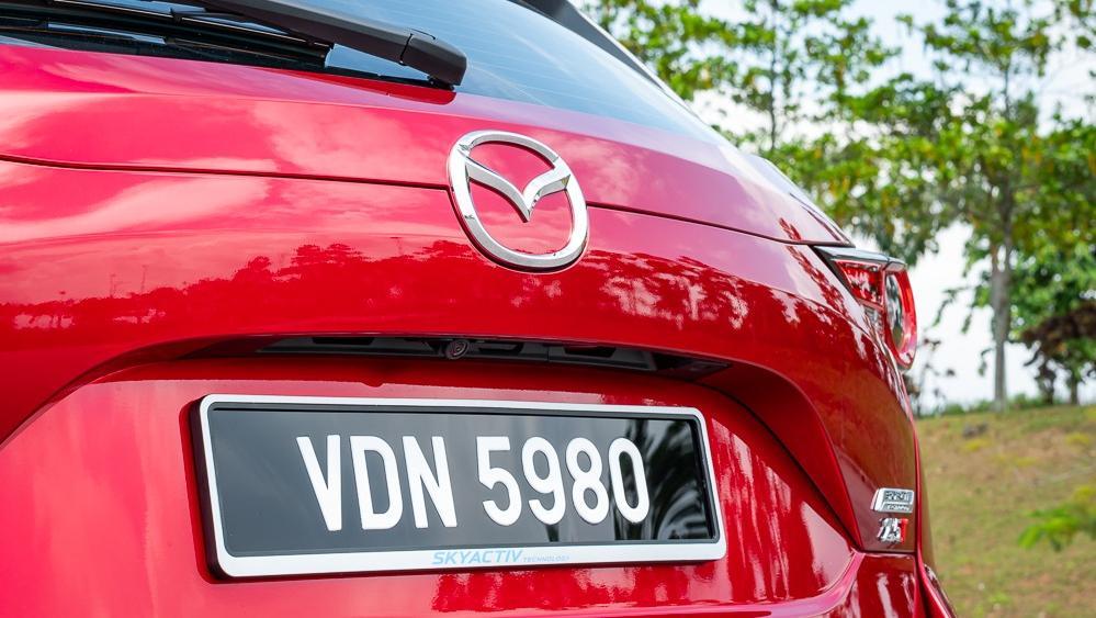 2019 Mazda CX-5 2.5L TURBO Exterior 032