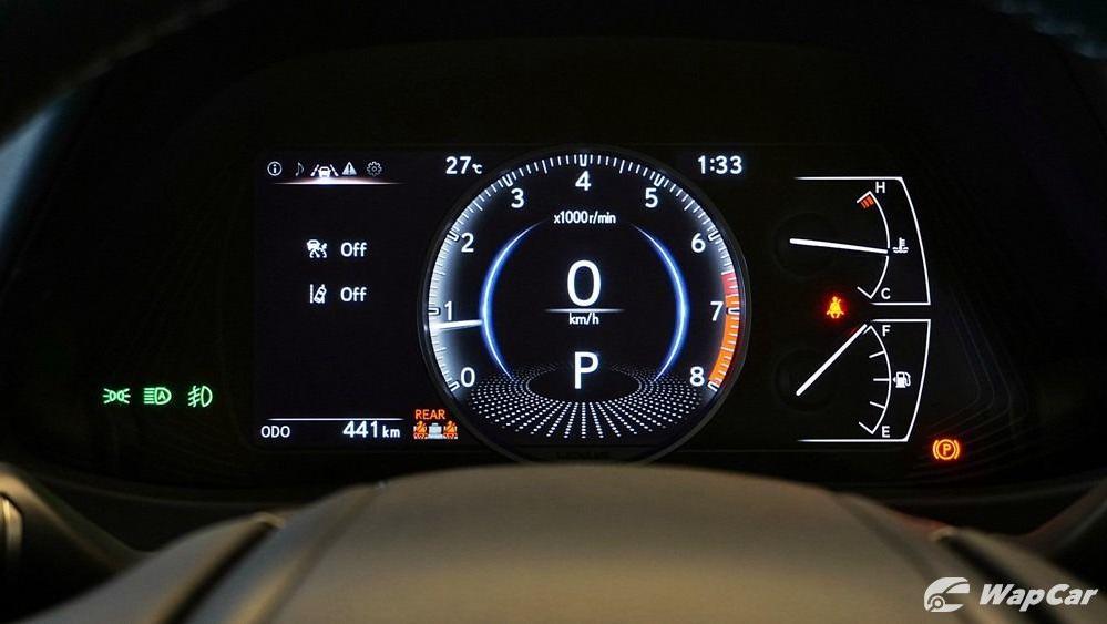 2020 Lexus UX 200 Urban Interior 012