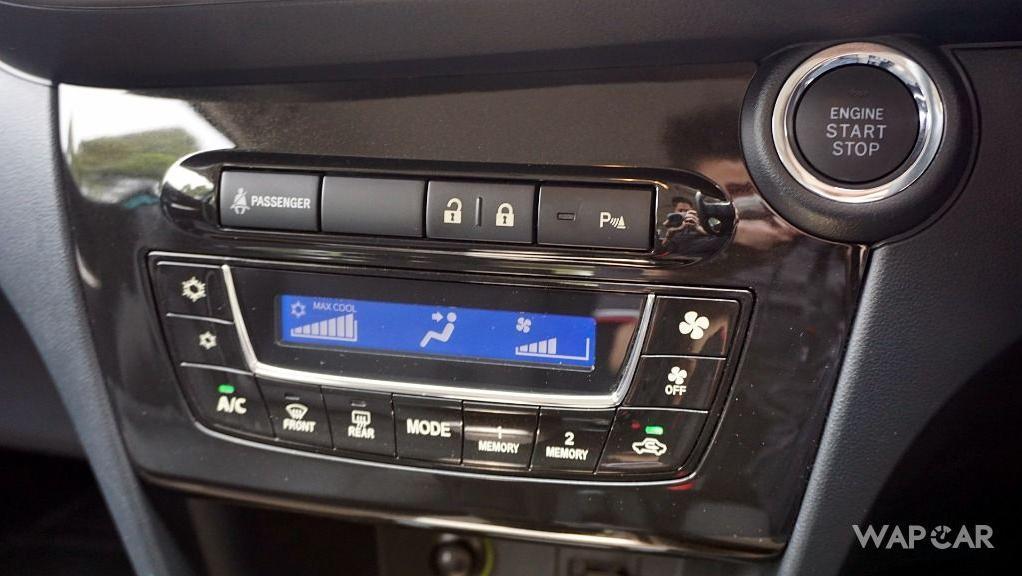 2018 Perodua Myvi 1.3 X AT Interior 015