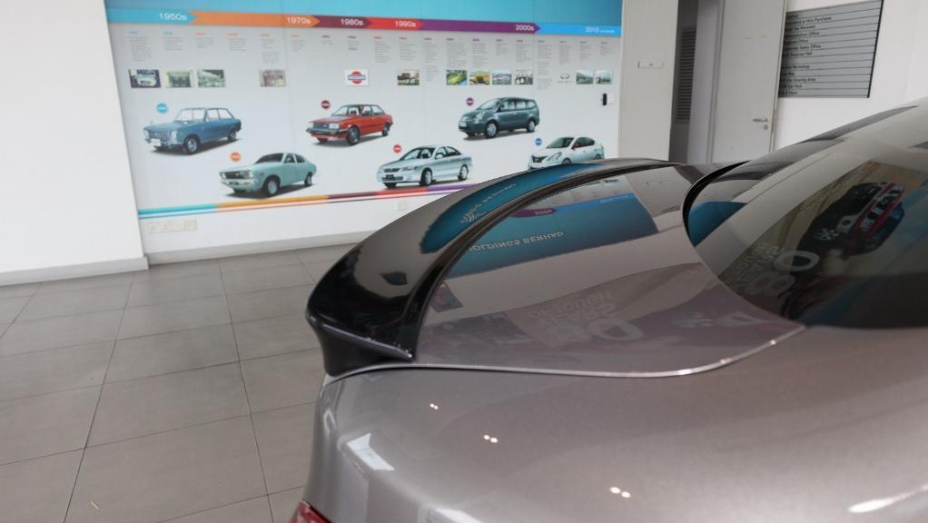 2018 Nissan Almera 1.5L VL AT Exterior 021