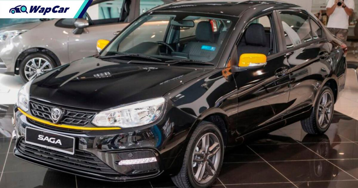 Pakistan launching Proton Saga this month with smaller engine, manual and 4AT options 01