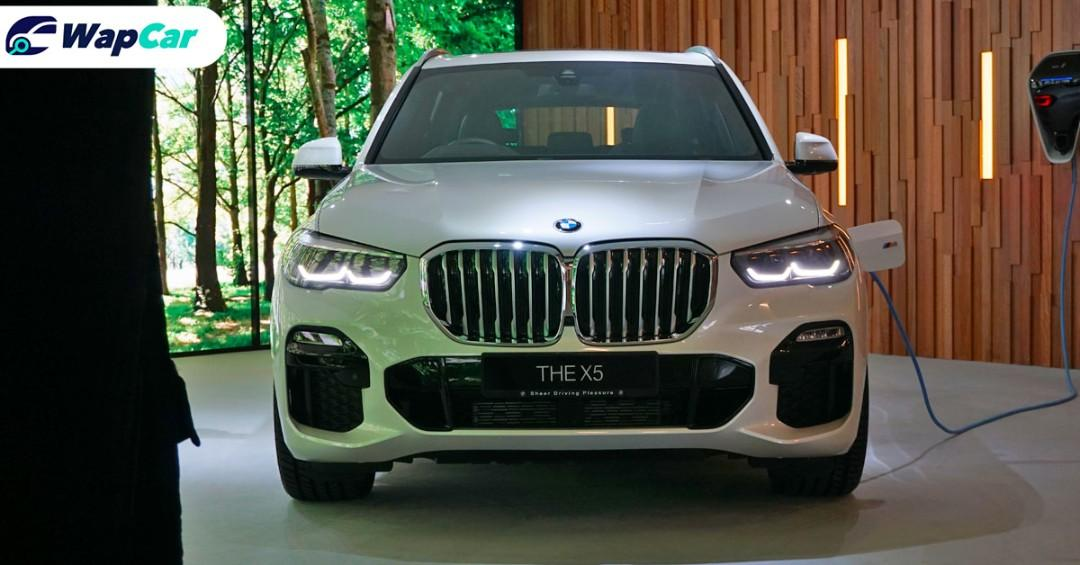 All-new 2020 BMW X5 plug-in hybrid launched in Malaysia, priced from RM 440,745 01