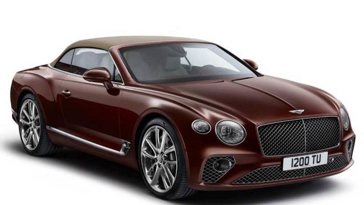 Bentley Continental (2019) Exterior 007