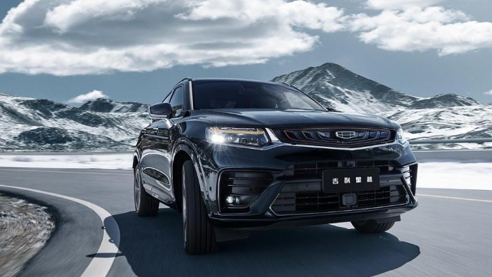 Geely Xing Yue (2018) Exterior 007