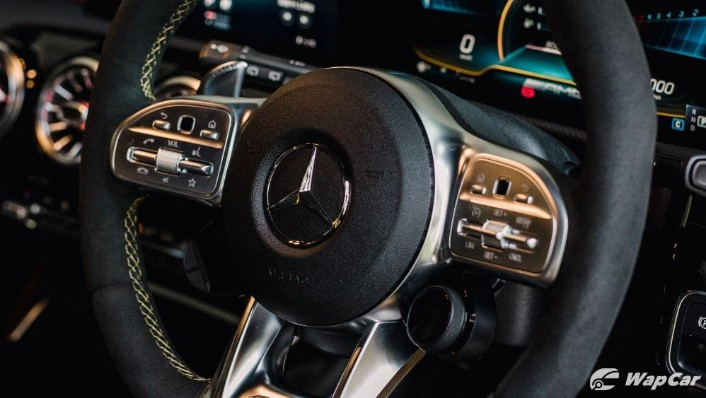2020 Mercedes-Benz AMG A45 S Interior 006