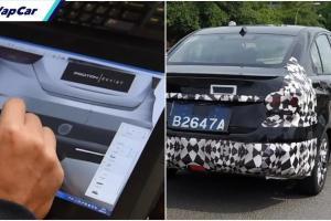 Kejap, adakah ini Proton Persona dan Iriz facelift?