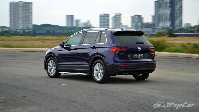 Deal breakers: Love the Volkswagen Tiguan, but wish its suspension was more pliant 02