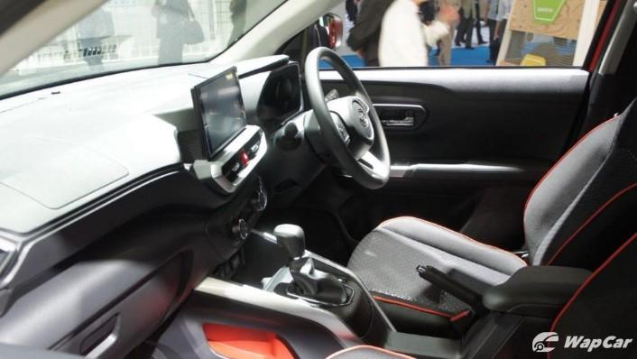 2020 Perodua D55L Upcoming Version Interior 005