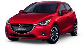 Mazda 2 Hatchback (2018) Exterior 007