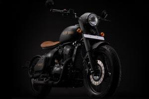 Jawa Perak, nama motosikal custom bobber ini memang 'catchy' dan sangat laris!