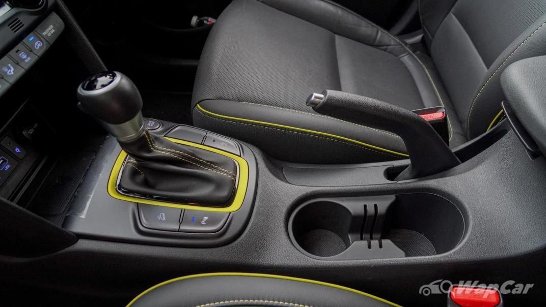 2020 Hyundai Kona 1.6 T-GDi High Interior 018