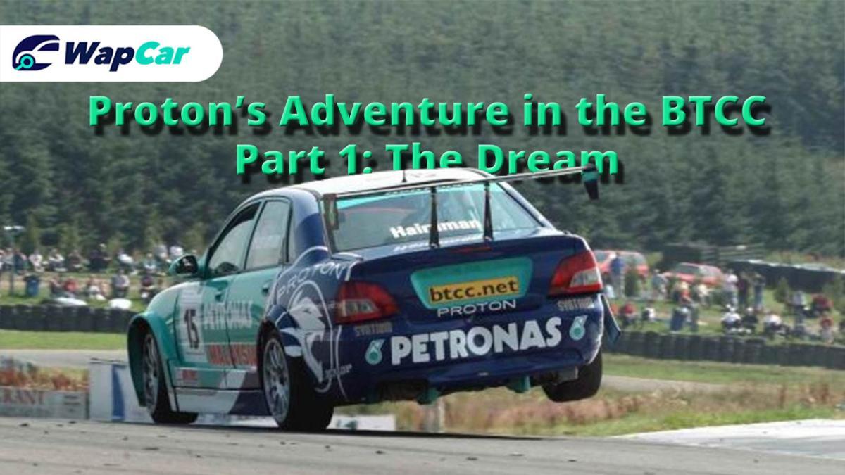 Proton's Adventure in the BTCC Part 1 01