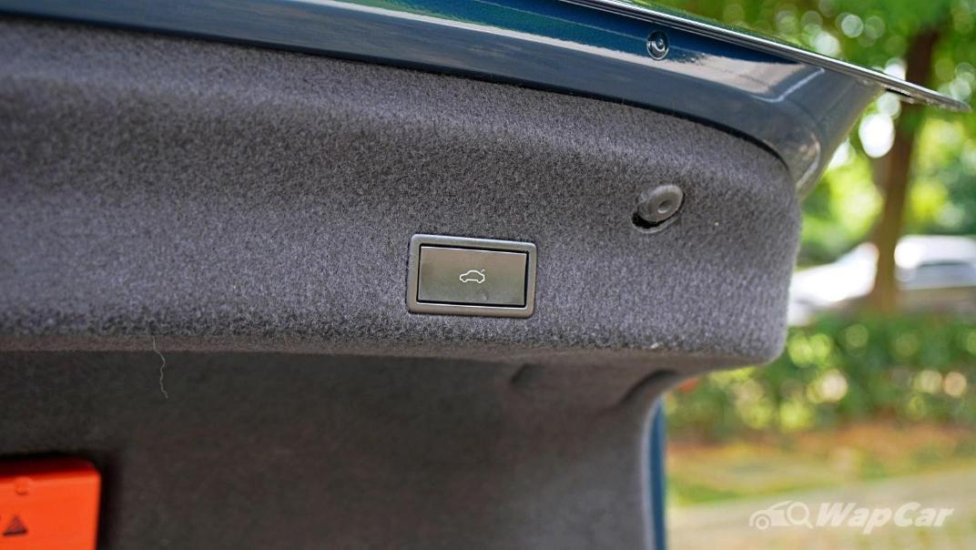 2020 Volkswagen Passat 2.0TSI Elegance Interior 081
