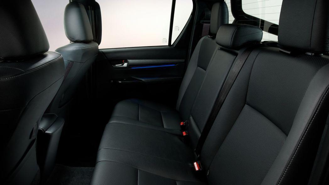 2020 Toyota Hilux Interior 004