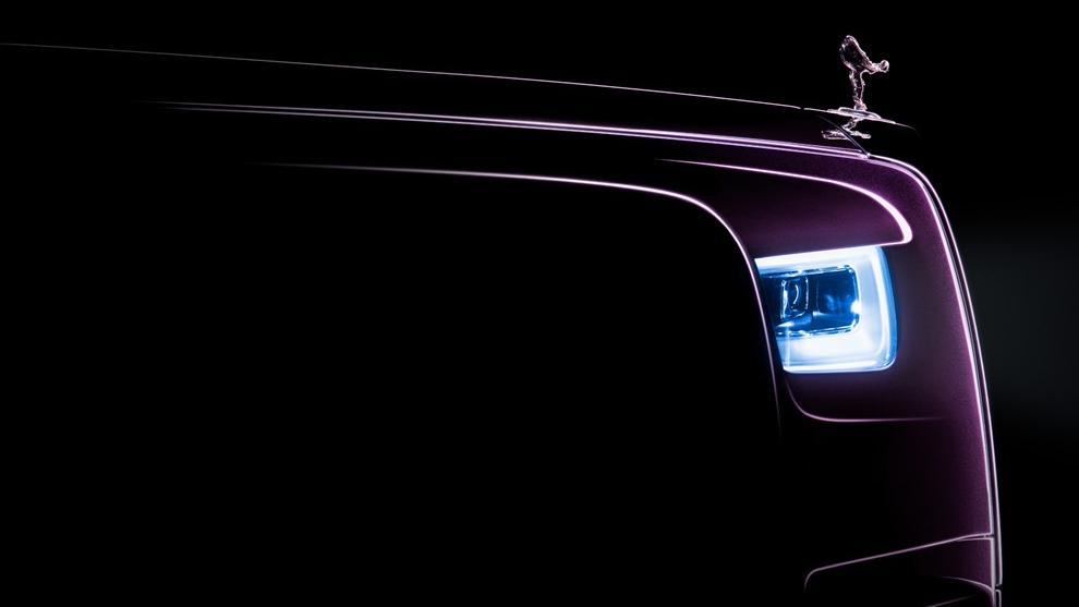 2018 Rolls-Royce Phantom Extended Wheelbase Exterior 003