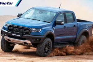 Nak beli Ford Ranger Raptor dan WildTrak? Jimat sehingga RM 8,000!