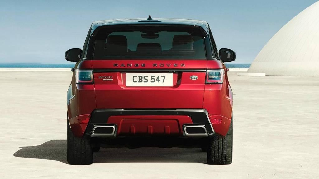 Land Rover Range Rover Sport (2017) Exterior 010