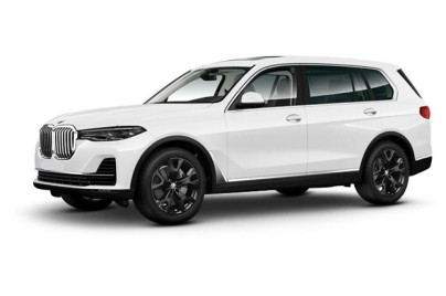 2021 BMW X7 xDrive40i Pure Excellence