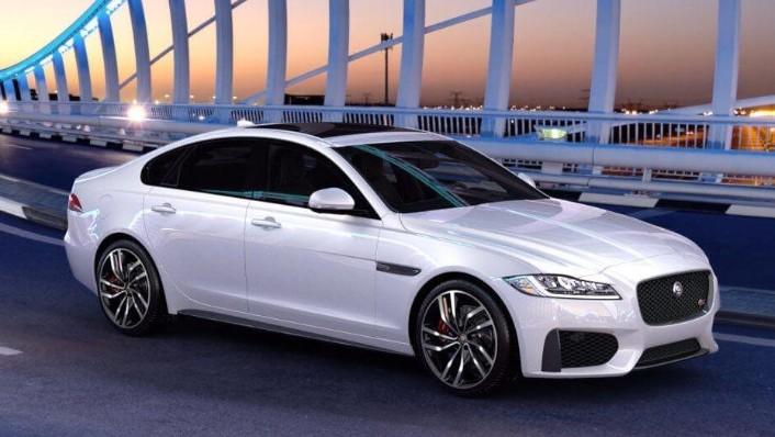 Jaguar XF (2017) Exterior 003